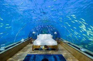 Khách sạn Jules Undersea Lodge nơi du khách có một giấc ngủ ngon bên dưới đại dương