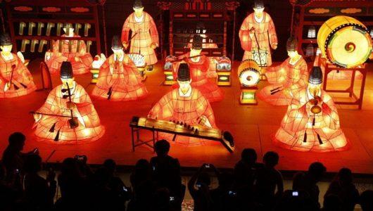 Sôi động những lễ hội độc đáo ở Hàn Quốc