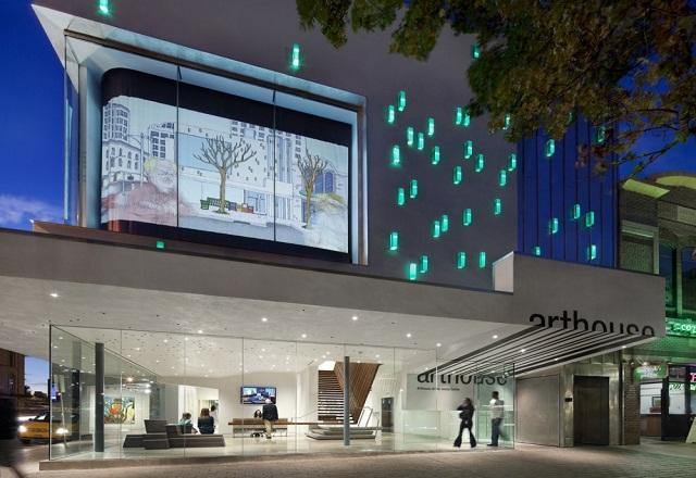 AMOA-Arthouse - Bảo tàng Nghệ thuật Austin