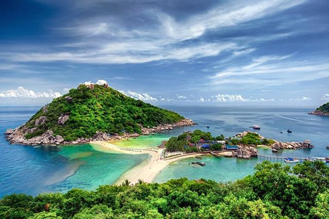 Đảo Trang - Thái Lan bải biển đẹp tuyệt diệu