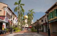 Tìm hiểu Trung Đông tại khu Phố Ả Rập ở Singapore