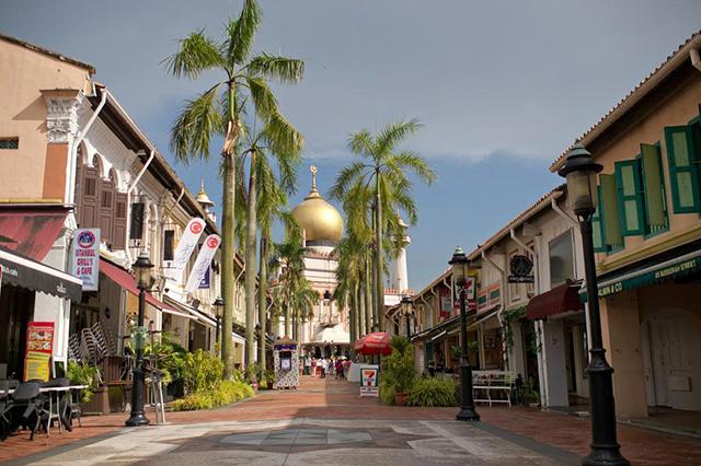 Khu phố của người Ả Rập tại Singapore