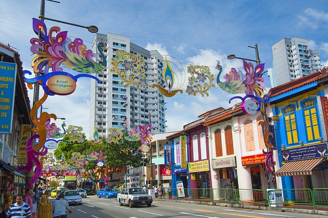 Little India – điểm đến hấp dẫn du khách Việt Nam