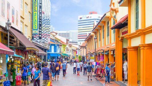 Little India đáng yêu tại Singapore