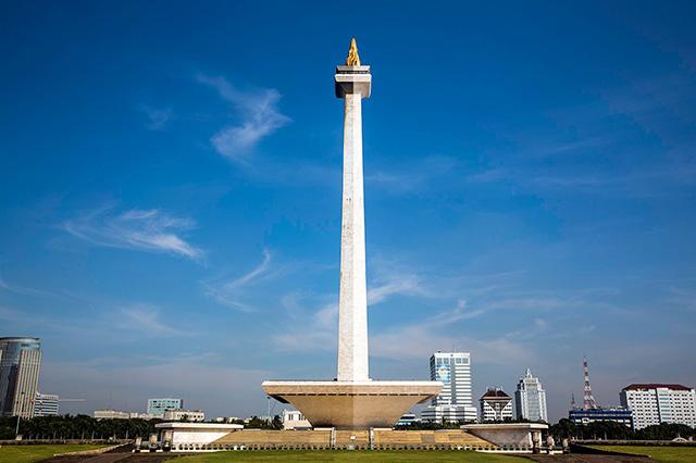 Monas đài tưởng niệm quốc gia