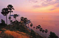 Vẻ đẹp thiên nhiên mỹ miều của mũi Promthep ở Phuket