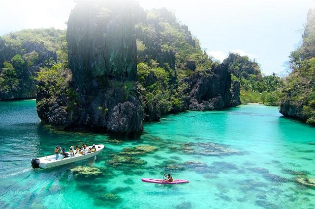 El Nido là điểm đến hấp dẫn nhất Philippine