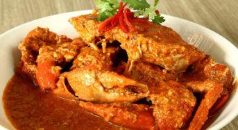 Cua sốt ớt món ngon khó từ chối ở đảo quốc Singapore