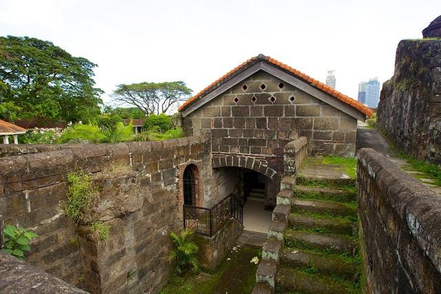 Baluarte de San Diego, khu pháo đài nổi tiếng ở thủ đô Manila