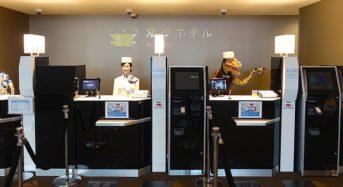 Đến Nhật Bản khám phá khách sạn robot đầu tiên trên thế giới
