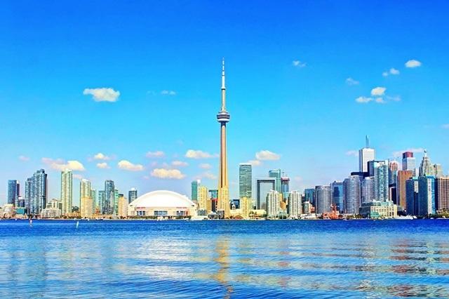 Toronto – thành phố xinh đẹp