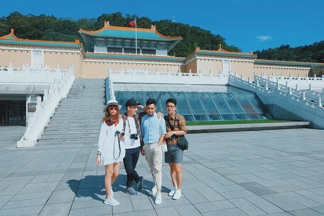 Mùa thu là thời gian thích hợp khám phá Đài Bắc