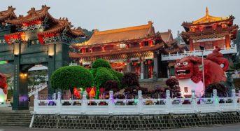 Ghé thăm Văn Võ Miếu linh thiêng ở Đài Loan