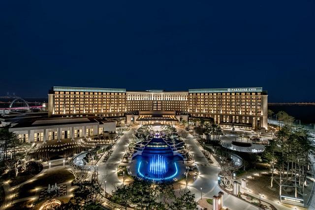 Paradise City khu liên hợp thương mại quốc tế sang chảnh nhất xứ sở kim chi