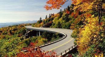 """Blue Ridge Parkway cung đường lãng mạn """"vạn người mê"""" ở Mỹ"""