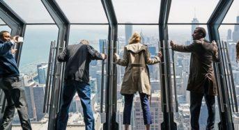 Ngắm thành phố Chicago ở độ cao trên 300 mét