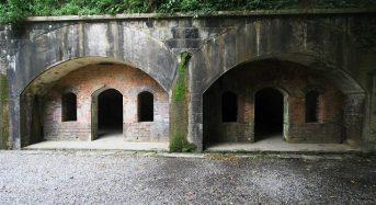 Pháo đài Sư Cầu Lĩnh di tích lịch sử đáng tham quan ở Đài Bắc