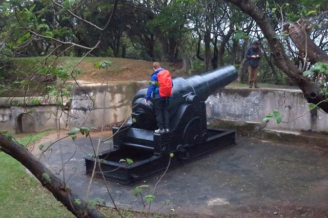 Rất nhiều hiện vật quan trọng còn hiện hữu ở pháo đài Sư Cầu Lĩnh