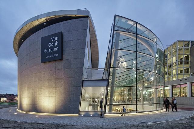 Bảo tàng Van Gogh, bảo tàng nổi tiếng nhất Amsterdam