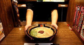 """Nhà hàng """"tự kỷ"""" ở Nhật Bản"""