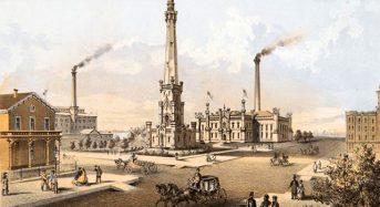 Tháp nước Chicago – điểm đến miễn phí đầy quyến rũ