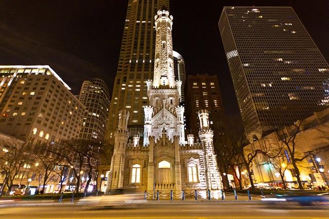 Hiện nay tháp nước Chicago được xem là biểu tượng cho sự phục hồi của thành phố