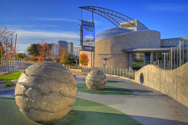 Trung tâm Khoa học Ontario, nơi lý tưởng để khám phá về khoa học và thiên nhiên