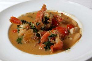 Món Tapas trong nhà hàng Arturo Boada