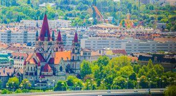 Vienna – thủ đô quyến rũ của nước Áo