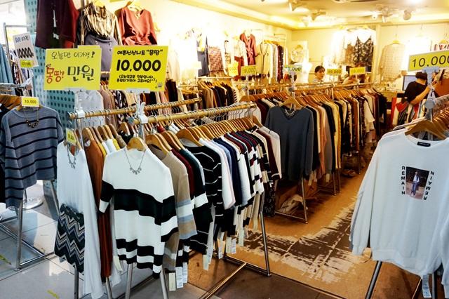 Gangnam –Địa chỉ mua sắm giá rẻ quen thuộc của du khách quốc tế