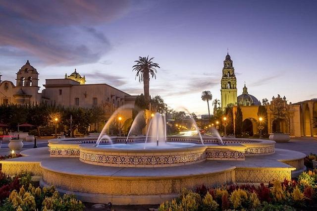 Công viên văn hóa Balboa Park