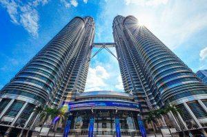 Tháp đôi Petronas – biểu tượng của Malaysia