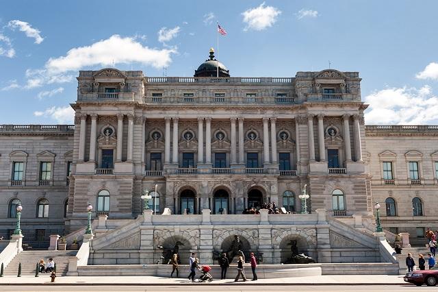 Thư viện Quốc hội – cơ quan văn hóa liên bang lâu đời nhất ở Mỹ