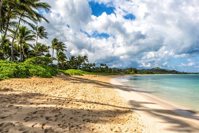 Kailua là một bãi biển đẹp bạn nên ghé qua khi tới Hawaii