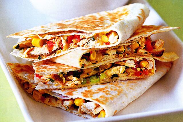Quesadillas – món ăn ngon và tiện lợi cho mọi du khách
