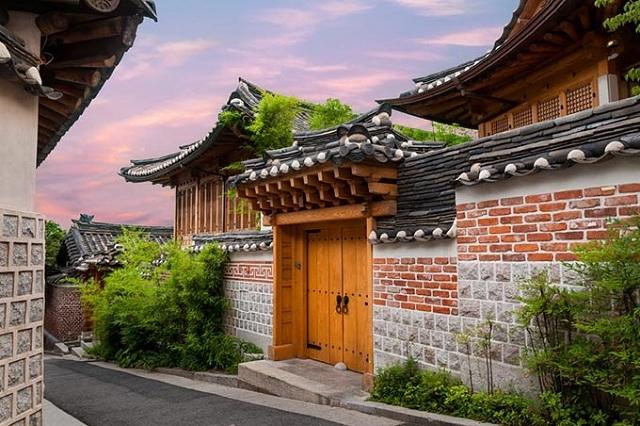 Làng Hanok – ngôi làng hội tụ nhiều nhà cổ có lịch sử hơn 600 năm