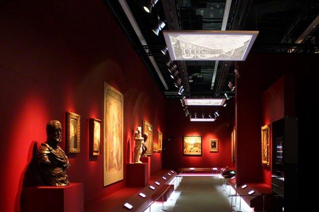 Bảo tàng Lịch sử Tự nhiên Bắc Kinh là nơi trưng bày nhiều hiện vật và các thông tin liên quan đến khoa học tự nhiên