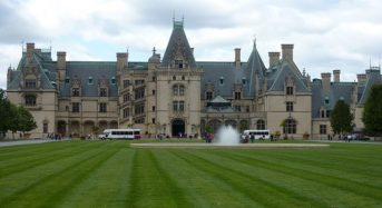 Mãn nhãn với 3 lâu đài cổ đẹp nhất nước Mỹ