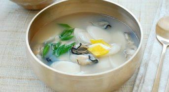 Những món ăn trong ngày Tết cổ truyền ở Hàn Quốc