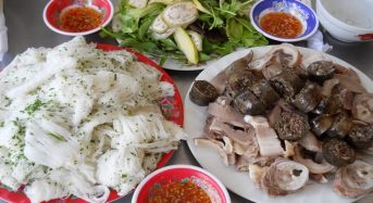 Những món ăn ngon cho ngày tết ở Phú Yên