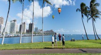 Giải trí tại 2 công viên nổi tiếng ở Honolulu