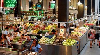 Mua sắm cực đã tại khu chợ Nông sản ở Los Angeles