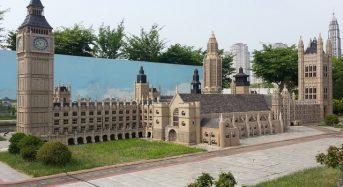 3 công viên giải trí nồi tiếng nhất Hàn Quốc